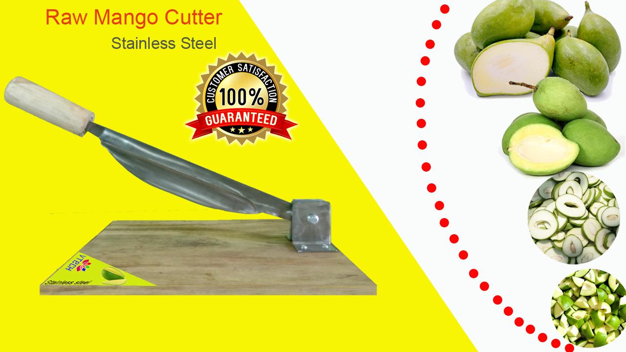 Raw Mango cutter